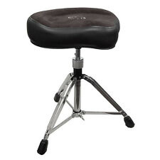 Roc-N-Soc MSOK Manual Spindle Black Drum Throne w/ Original Seat