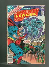 Justice League of America 156 NM comic JLA Bronze Age 1970's Flash Siren