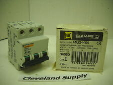 Square D Mg24466 Circuit Breaker / Protector 10A 3P 277/480 New In Box!
