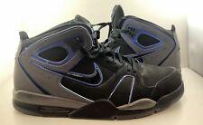 3c617f32 Nike Men's Air Flight Falcon Dark Grey/Black Royal 397204-044 Basketball Sz  14