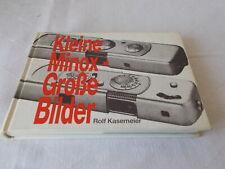 Minox Buch Reprint von 1989 300er Auflage Beschreibung und erläuterungen