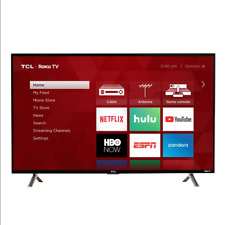 TCL 32-Inch 720p 60Hz Roku Smart LED HDTV with 3 x HDMI (32S325)