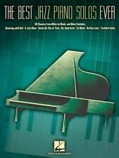 The Best Jazz Piano Solos Ever: 80 Classics, From Miles to Monk and More, Hal Le
