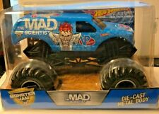 THE MAD SCIENTIST 1/24 scale HOT WHEELS MONSTER JAM BIG ONE 2017