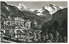 PC31132 Interlaken. Waldhotel Unspunnen. H. Steinhauer. No 1857