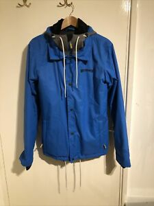 Westbeach Snowboard jacket Blue Medium Men's