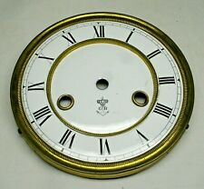 "cadran de pendule ""gustav becker"",art déco,Mouvement,portique,empire,horloge (7)"