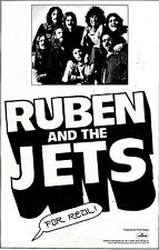 RS#133P51 RUBEN & THE JETS FOR REAL ALBUM ADVERT 15X10 MERCURY