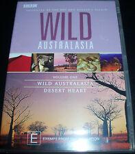 Wild Australasia Rare BBC Vol 1 Wild Australasia/ Desert Heart (Aust ) DVD NEW