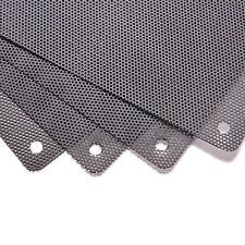 120mm Computer Best Dustproof Cooler Fan Case Cover Dust Filter Mesh + 4 screwLJ