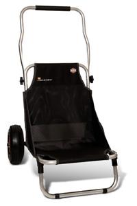 ZEBCO Pro Staff Trolley, Transporthilfe, Sitz und Transportkarre Strandwagen