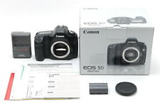 Almost MInt IN BOX Canon EOS 5D 35mm DSLR Camera Body From Japan