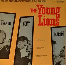 """OST - SOUNDTRACK - LES JEUNES LIONS - HUGO FRIEDHOFER 12"""" LP (L857)"""
