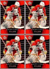 4x UD BLACK DIAMOND 1999 ARTURS IRBE NHL CAROLINA HURRICANES GOALIE #19 CARD LOT