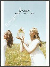 Marc Jacobs DAISY fragrance for women - Perfume Print Ad