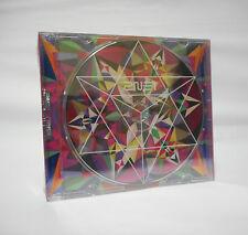 K-POP 2NE1 NEW ALBUM - [CRUSH] CD + Booklet Sealed Pink Ver. Music CD