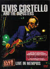 Elvis Costello-Live In Memphis DVD