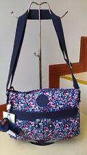 KIPLING #ANGIE Crossbody Bag in Glistening Poppy Blue Color