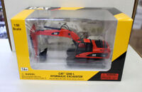 Special color! Norscot 55214 Cat 320D L Hydraulic Excavator Red 1/50 Scale Metal