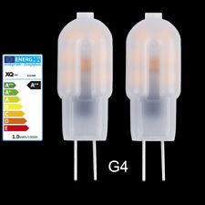 2 Stück G4 LED Leuchtmittel 1,2 Watt Stift Stiftsockel Bi Pin kleine mini Birne