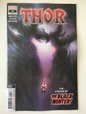 THOR 4 2020 NIC KLEIN 2nd PRINT VARIANT 1st BLACK WINTER COVER Cates