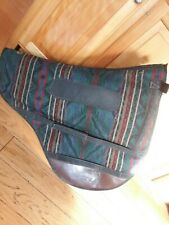 Equipedic Endurance Saddle Pad barely used Comanche Retails $225.00
