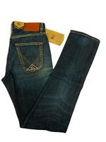 Jeans ROY ROGERS Uomo , Mod. 927 LIBRA LINO ,  Nuovo e Originale, Denim