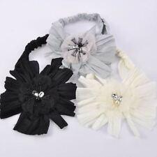 Accessori in tessuto per acconciatura da sposa