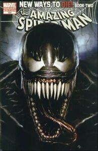 Amazing Spider-Man #569 Adi Granov Venom Cover NM- 9.2 New Ways to Die