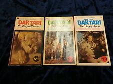 1-3 DAKTARI BOOKS ** FOUR SQUARE PAPERBACKS ** £3.25 UK P&P