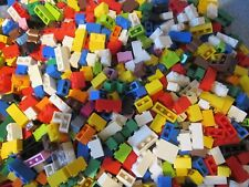 Lego 200 x 1x2 and 1x3 BRICK MIX - Various Colours 3004 / 3622 / 2357