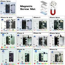 17pcs Magnetic Screw Mat Technic Repair Pad for iPhone XS Max XR 5S 6S 7 8 Plus