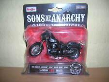 Maisto Harley-Davidson Sons of Anarchy 2003 DYNA SUPER GLIDE SPORT Jax, 1:18