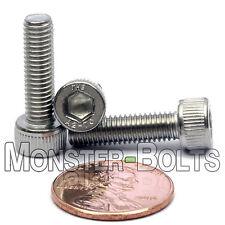 M5 x 18mm - Qty 10 - DIN 912 SOCKET HEAD Cap Screws - Stainless Steel A2 / 18-8