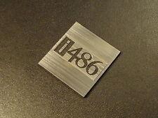 Intel 486 Label / Logo / Sticker / Badge 25 x 25 mm [285]