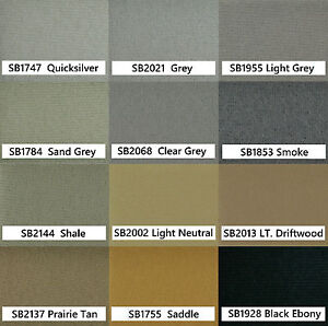 94-04 Chevrolet S-10 GMC Sonoma Headliner Foam Backed Fabric Repair Material