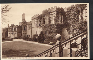Derbyshire Postcard - Haddon Hall - Gems of Derbyshire Scenery   RS4035