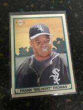 UPPER DECK BASEBALL 2003 FRANK THOMAS PLAY BALL CARD 18 CHICAGO WHITE SOX
