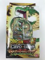 Dragon Ball Z Super Card Game Shenron's Advent Starter Deck NIP (inv:A34)