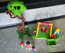 Playmobil Zirkus Zoo Tierpark Streichelzoo Affen mit Baum & Schaukel monkey 猴子