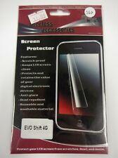 Anti-Glare Screen Protector for HTC Evo Shift 4G - Clear
