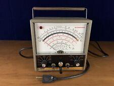 Bk Precision Professional Dynascan Model 177 Vtvm