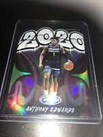 Panini Certified 2021 2020 Insert Anthony Edwards RC Timberwolves Rising Star