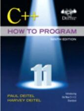 How to Program C++ ninth edition