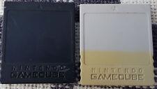 2x Original Nintendo Memory DOL-014 + DOL-008 GameCube - Speicherkarte -