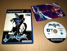 Playstation 2 PS2 Spiel Soulcalibur II in OVP