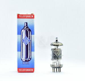 ECF80 Telefunken válvula nueva new tube lampe röhre NOS tested