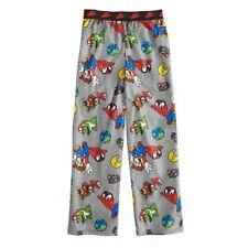 Nintendo Super Mario Brothers Bros Boy's Lounge Pajama Pants XL 18/20 H Husky