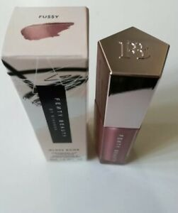Fenty Beauty by Rihanna Lip Gloss Bomb Fussy Best seller BNIB Brand New