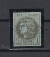 O3943/ FRANCE – CERES – Y&T # 39B USED